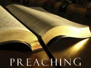 preaching image