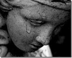 Tear statue